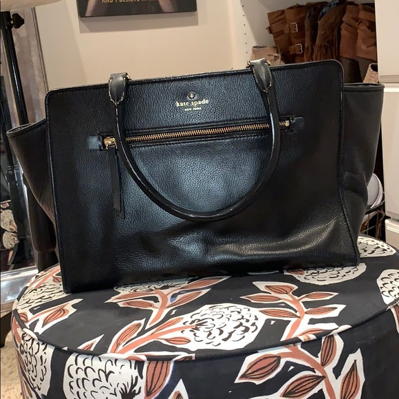 kate spade Handbags - ♠️ Kate Spade structured tote ♠️